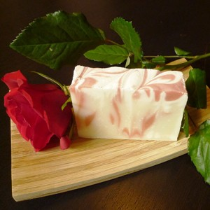 Douceur d'amande jardin de roses