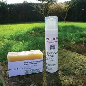 Nettoyage et soin du visage Secret Légendaire - Peaux sèches à matures