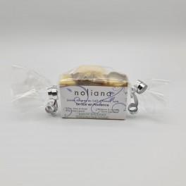 Cadeau Savon au lait d'ânesse sur loofah